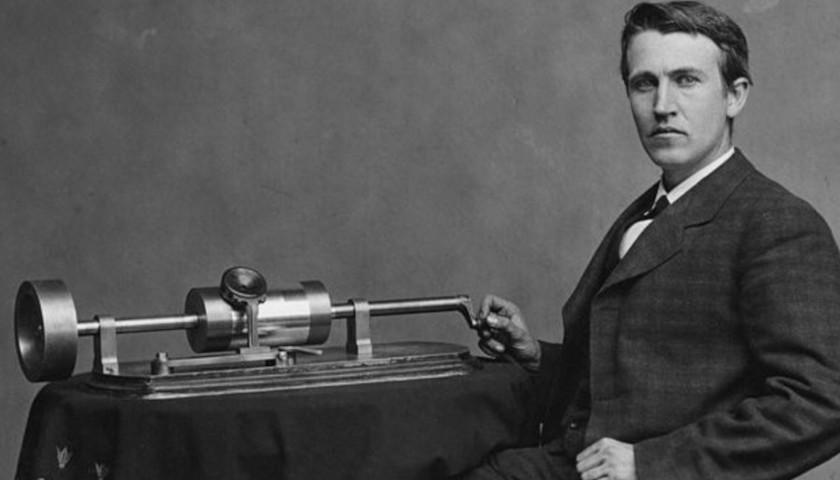 American Inventor Series Thomas Alva Edison Father Of The
