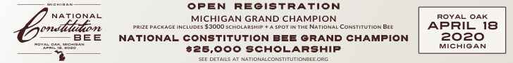 National Constitution Bee
