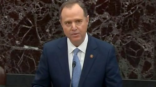 Impeachment House Manager Rep. Adam Schiff (D-CA-51)