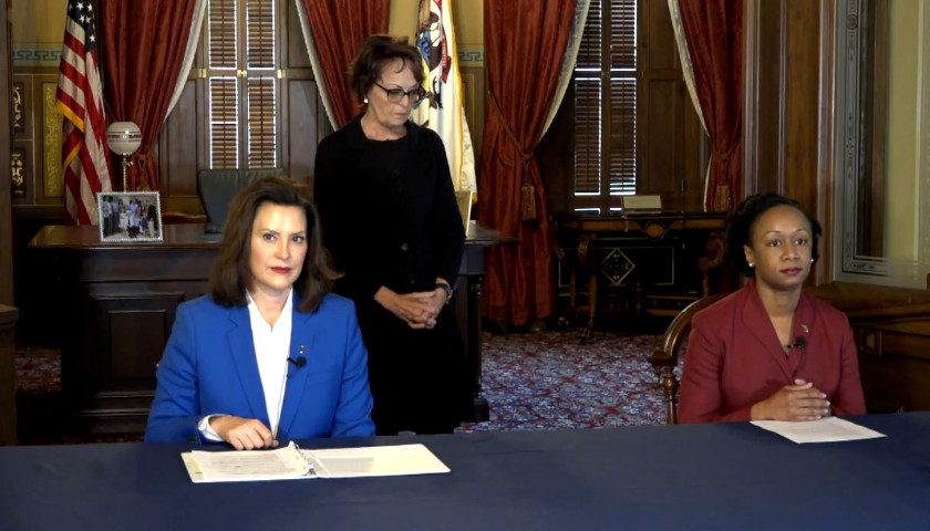 Commentary The Tyrannical Soul Of Michigan S Gretchen Whitmer The Michigan Star