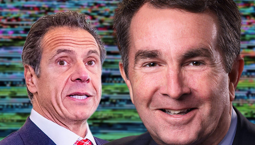 Andrew Cuomo and Ralph Northam