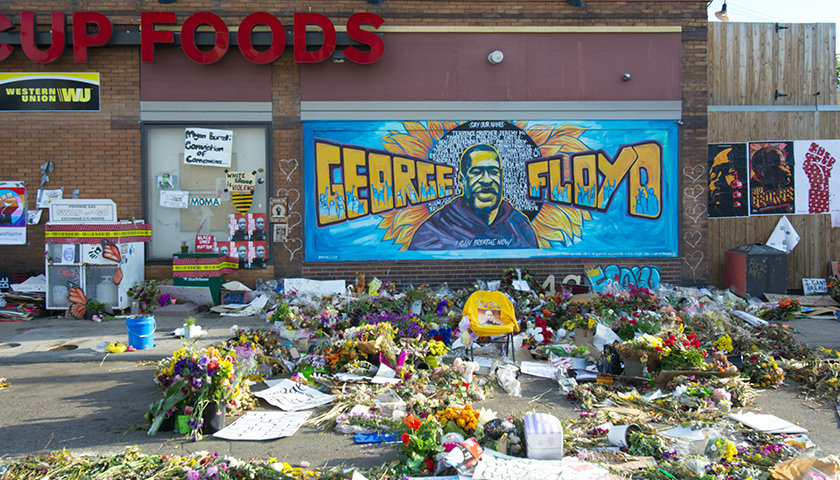 George Floyd Memorial Square