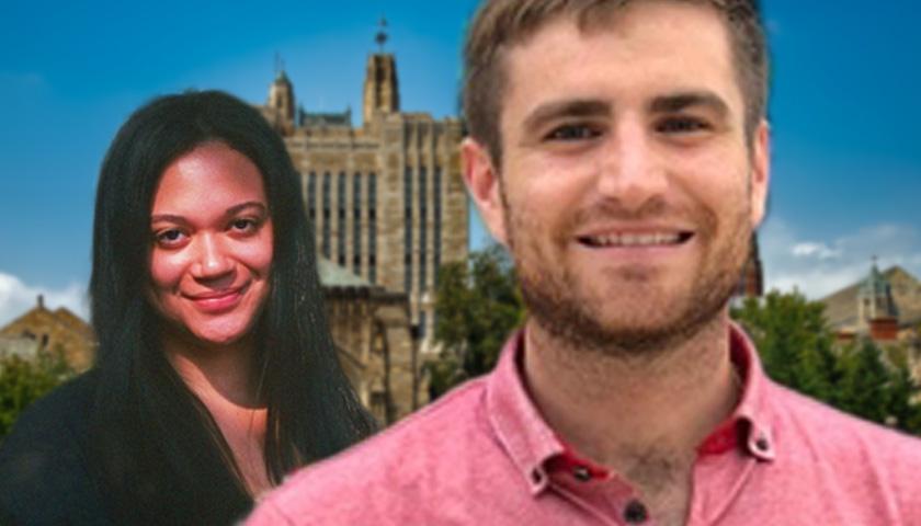 Micah English and Joshua Kalla of Yale University