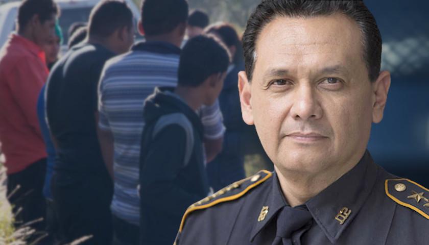Sheriff Ed Gonzalez