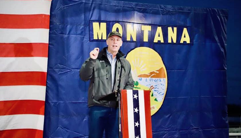 Monanta Gov. Greg Gianforte