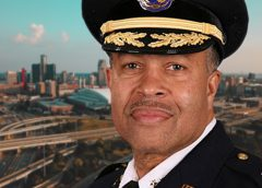 Detroit Police Chief James Craig