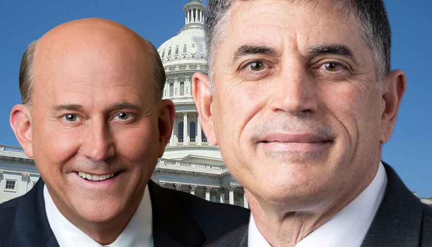 Louie Gohmert and Andrew Clyde
