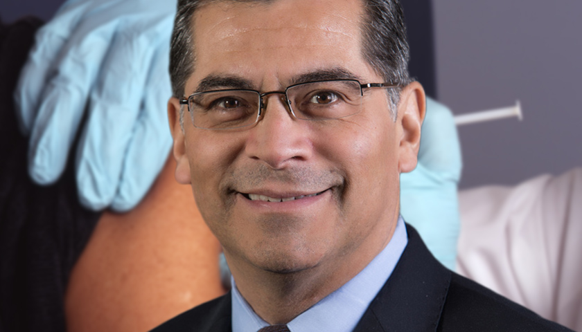 Health and Human Services Xavier Becerra