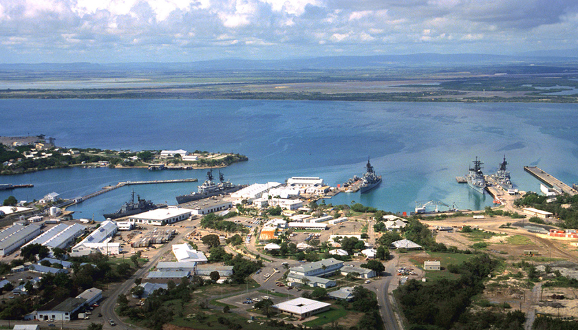 Guantanamo Bay Release