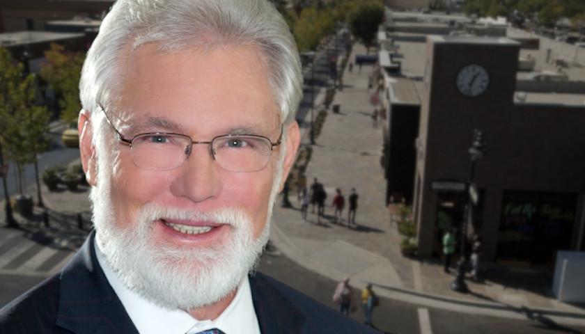 Mayor R. Rex Parris