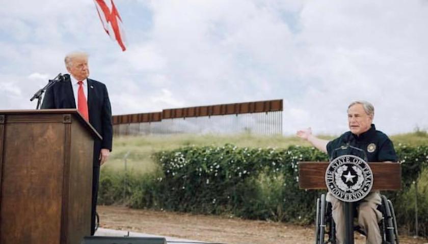 Trump Border Visit
