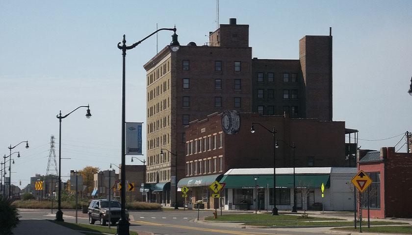 Main Street Downtown Benton Harbor