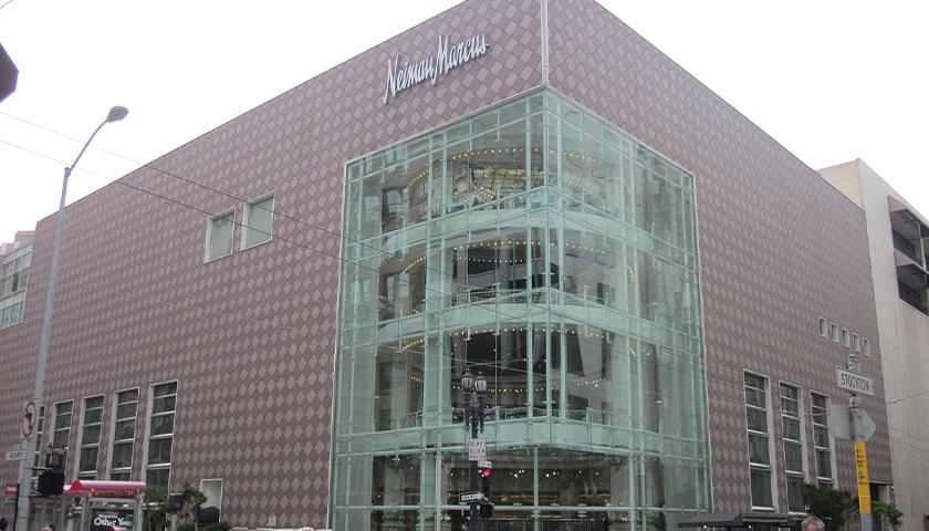 exterior of Neiman Marcus
